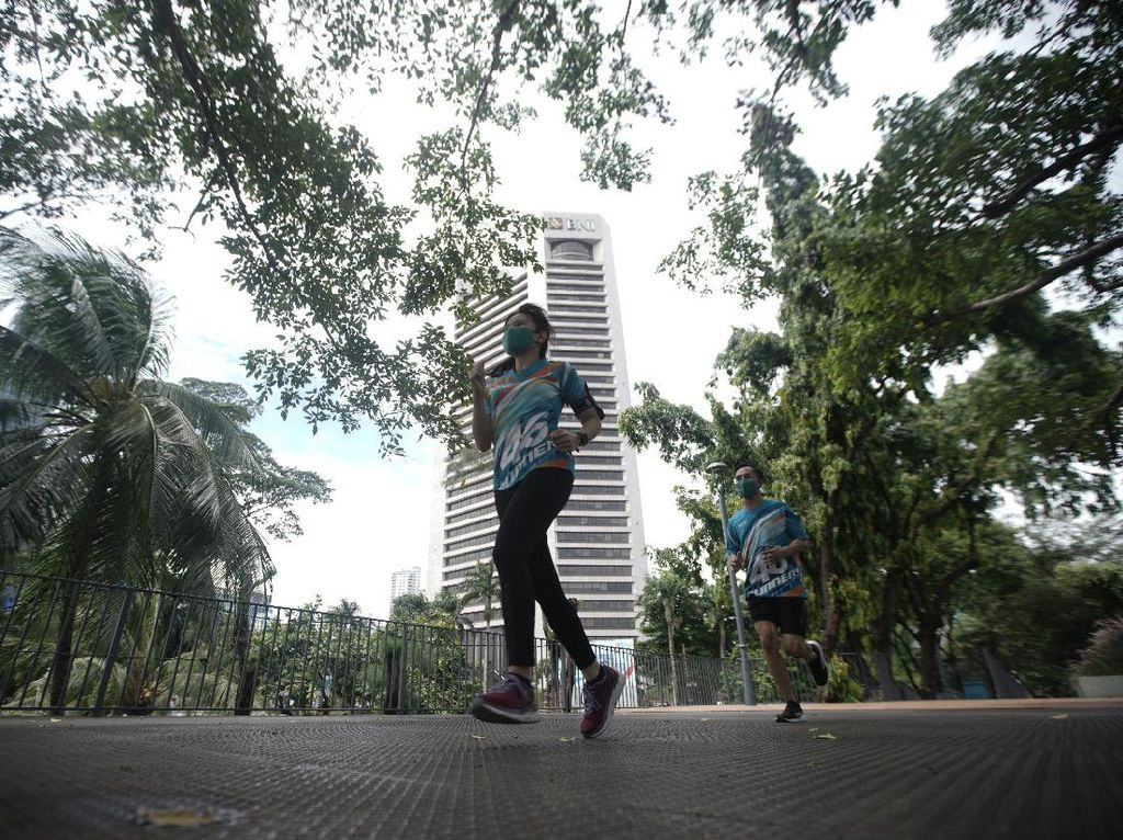 BNI-ITB Virtual Ultra Marathon, Pelari Capai 100 K Kurang dari 12 Jam