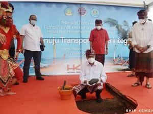 Pelabuhan Penghubung Segitiga Emas Bali Dibangun, Telan Rp 398 M