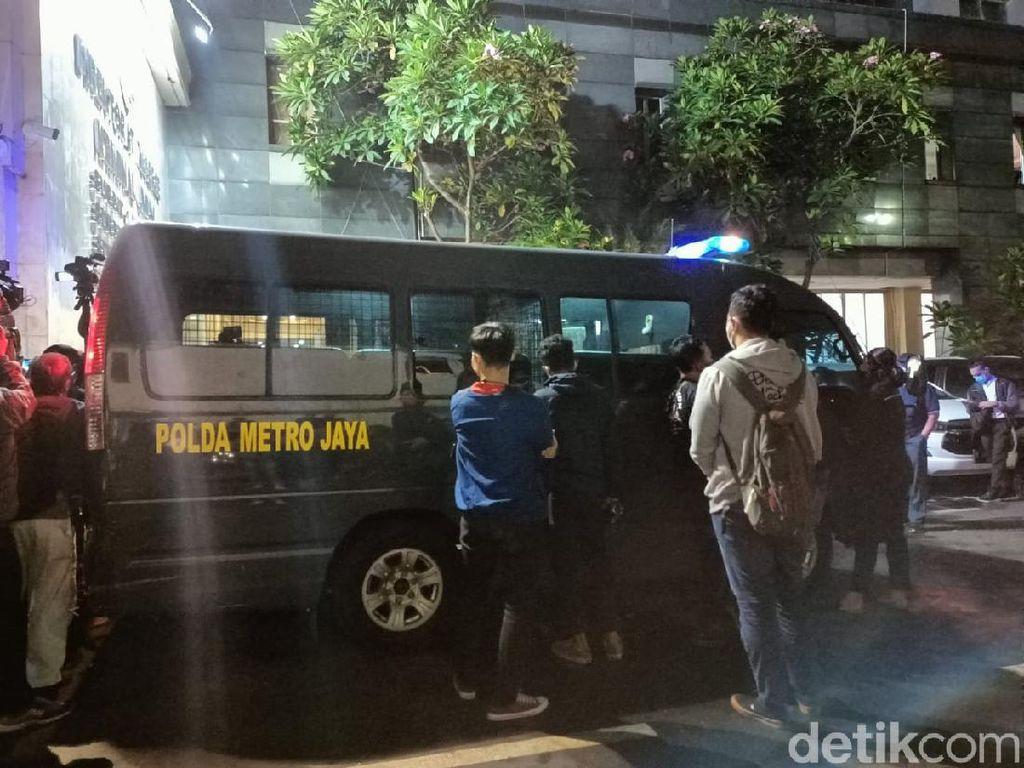 Polisi Beberkan Alasan Penahanan Habib Rizieq