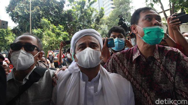 Belasan Jaksa Bersiap Tangani Deretan Sidang Habib Rizieq Shihab