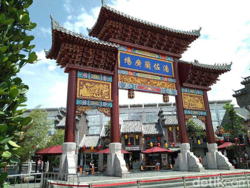 Chinatown Pantjoran PIK, Surganya Kuliner Peranakan di Jakut