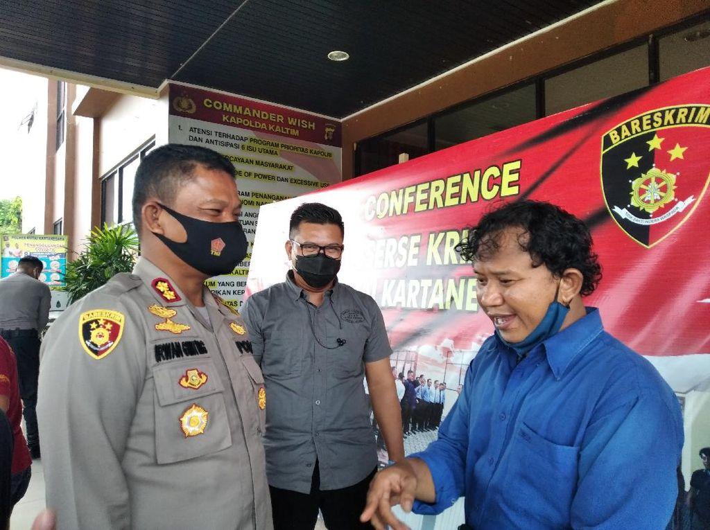 Viral Foto Dinarasikan Jenazah Laskar FPI Tersenyum, Ini Faktanya