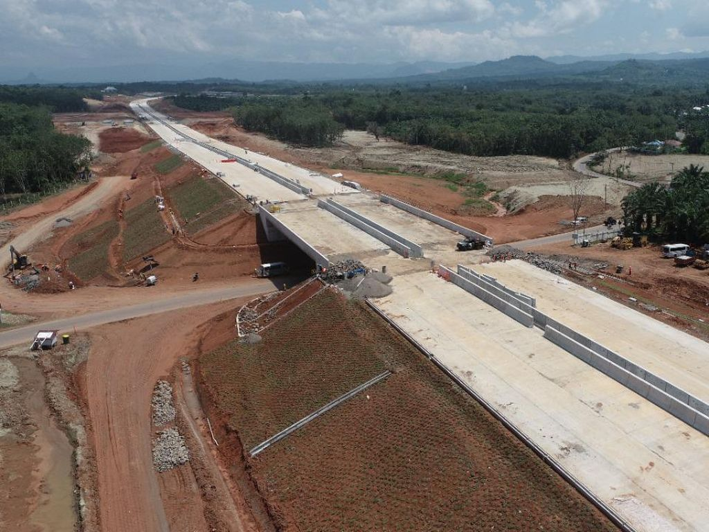 Help! Proyek Tol Trans Sumatera Terancam Mandek