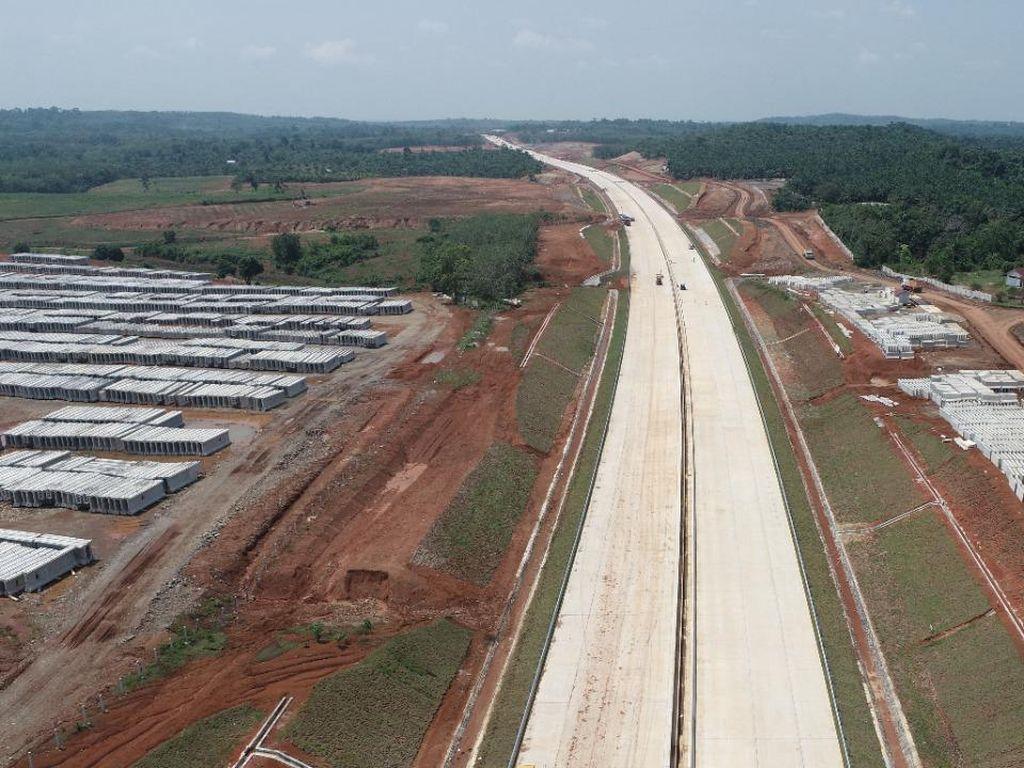 Progres Terkini Pembangunan Tol Bengkulu
