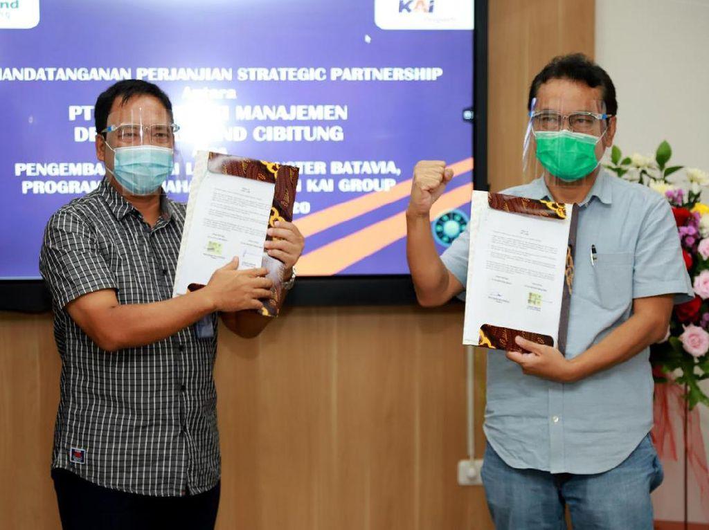 Metland & KAI Properti Kembangkan Cluster Batavia di Metland Cibitung