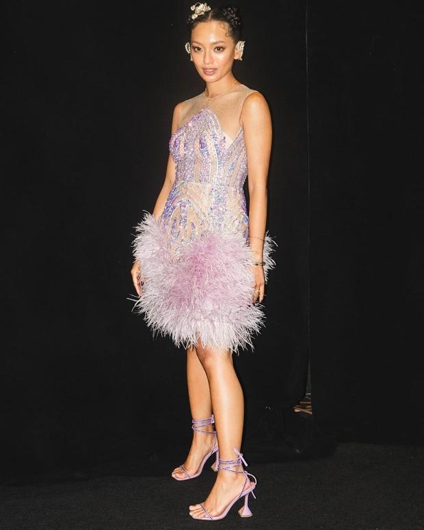 Dress menggemaskannya asmara abigail