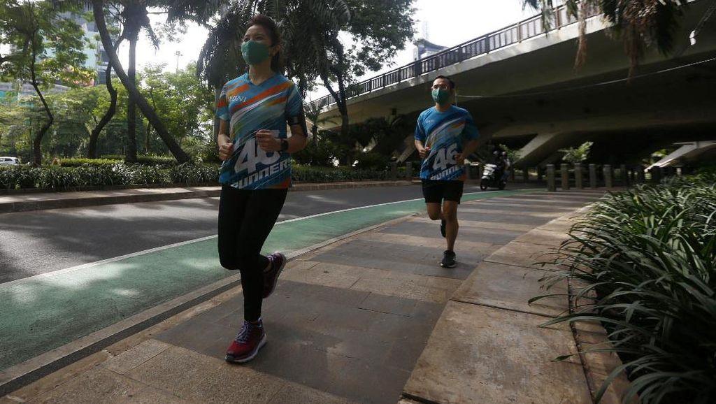 5.000 Pelari Ikuti BNI-ITB Virtual Ultra Marathon 2020