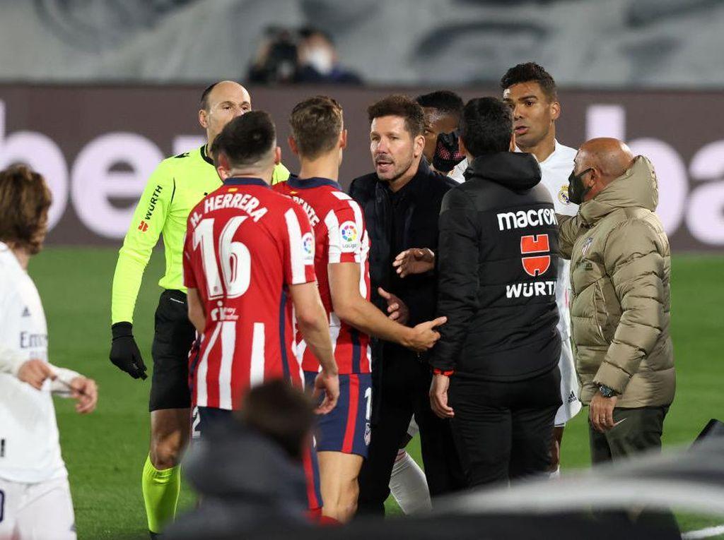 Kalah di Derby Madrid, Atletico Masih Punya Masa Depan Cerah