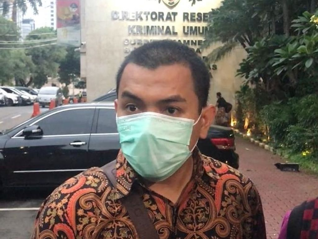 Habib Rizieq-Menantu Tersangka Kasus Tes Swab, Pengacara: Sudah Kami Duga