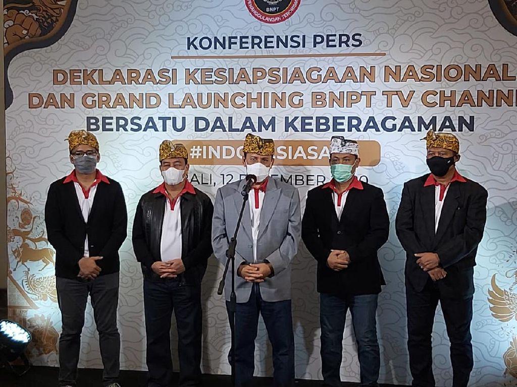 BNPT Gandeng Seniman dan Budayawan Lawan Terorisme Lewat Seni Budaya