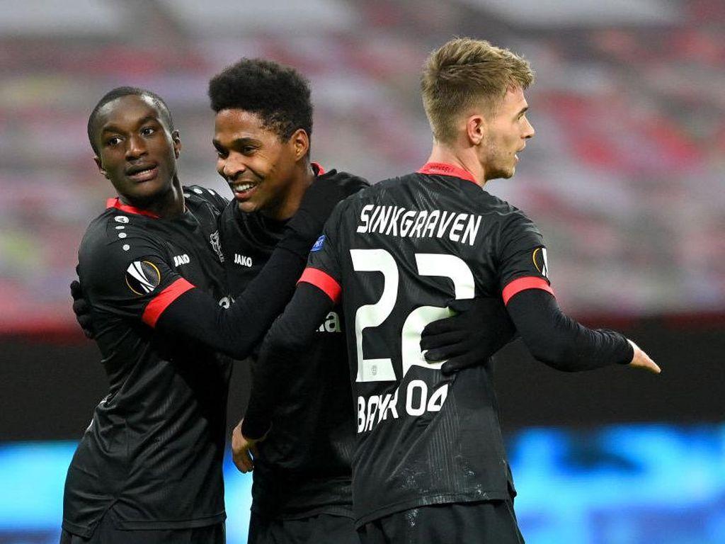 Link Live Streaming Eintracht Frankfurt Vs Bayer Leverkusen