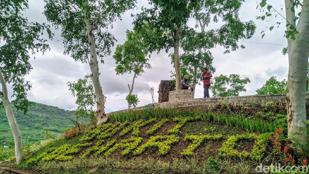 Bukit Soeharto yang Ngehits di Ponorogo