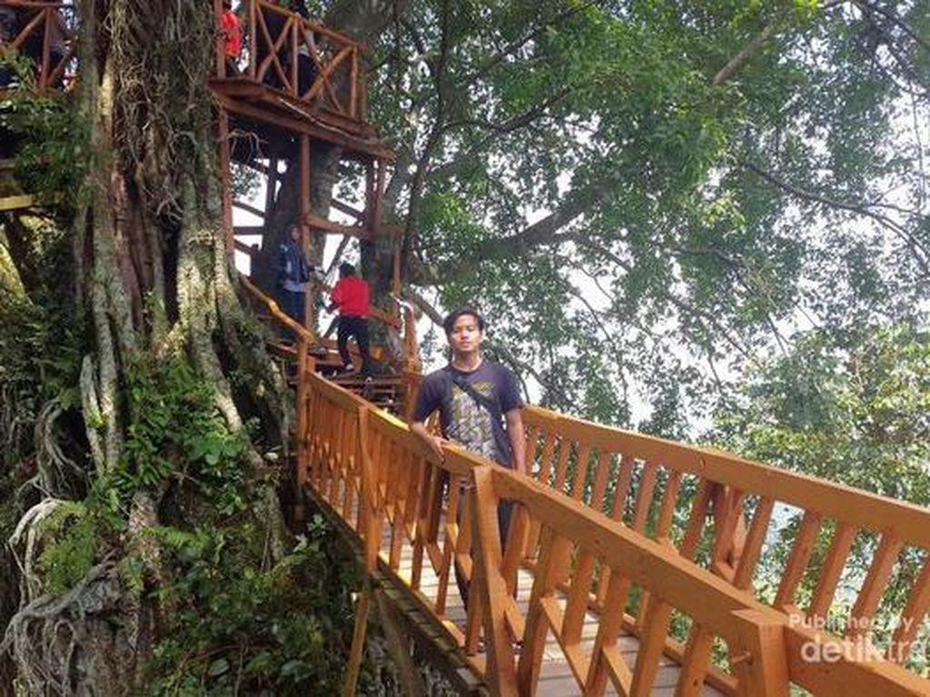 6 Kegiatan Asyik di Curug Ciherang Bogor