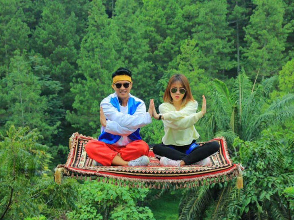 15 Tempat Wisata Bandung yang Murah Meriah