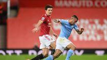 Guardiola Puas Imbangi MU: Mainnya Kan di Old Trafford