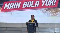 Digelar di 6 Kota, Lomba Juggling Bola Kemenpora Berakhir di Surabaya