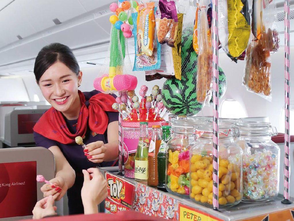 Hong Kong Airlines akan Pangkas 250 Pramugari
