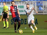 Cagliari Vs Inter Milan: Nerazzurri Menang 3-1 Usai Tertinggal Lebih Dulu