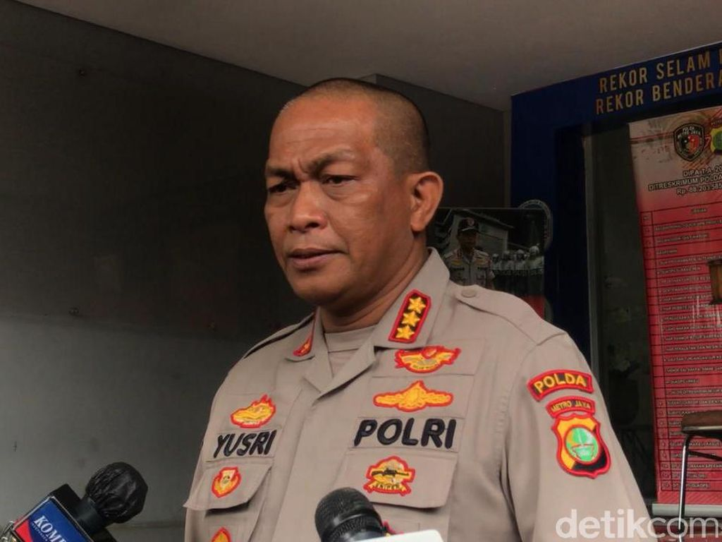 Polisi Serahkan 15 Tersangka Kasus Mafia Tanah Ibu Dino Patti Djalal ke Jaksa