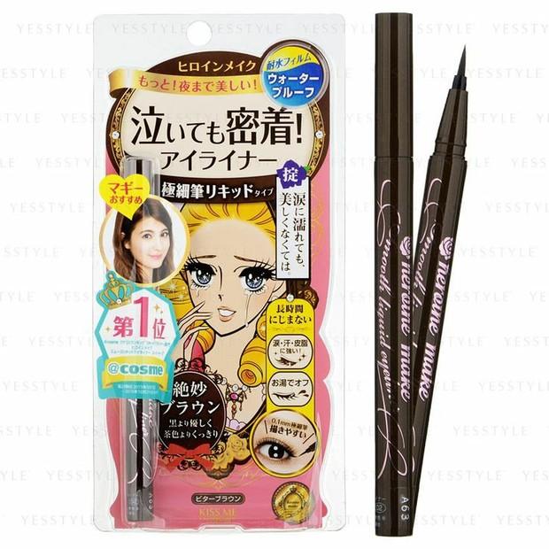 rekomendasi eyeliner coklat