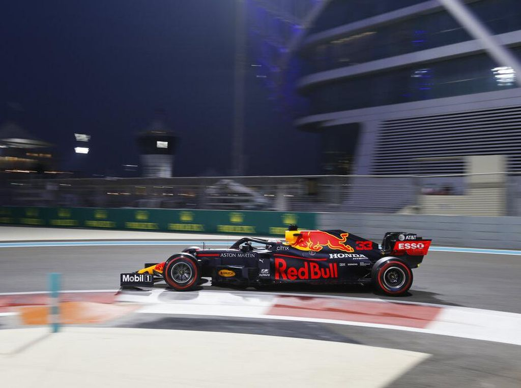 Kualifikasi F1 GP Abu Dhabi: Pole Terakhir 2020 Milik Verstappen