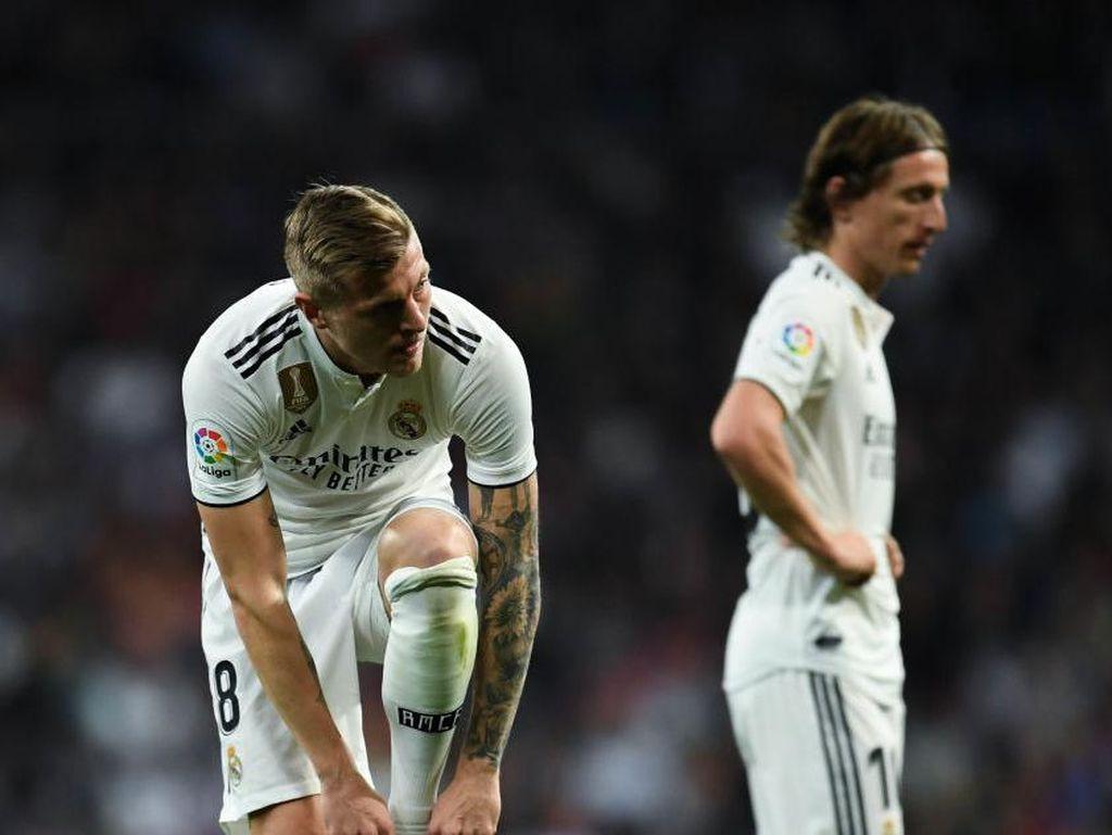 Zidane Ungkap Dua Pemain Ini Main Luar Biasa di Derby Madrid