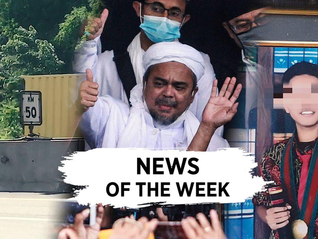News of The Week: Penembakan Anggota FPI, Habib Rizieq Tersangka