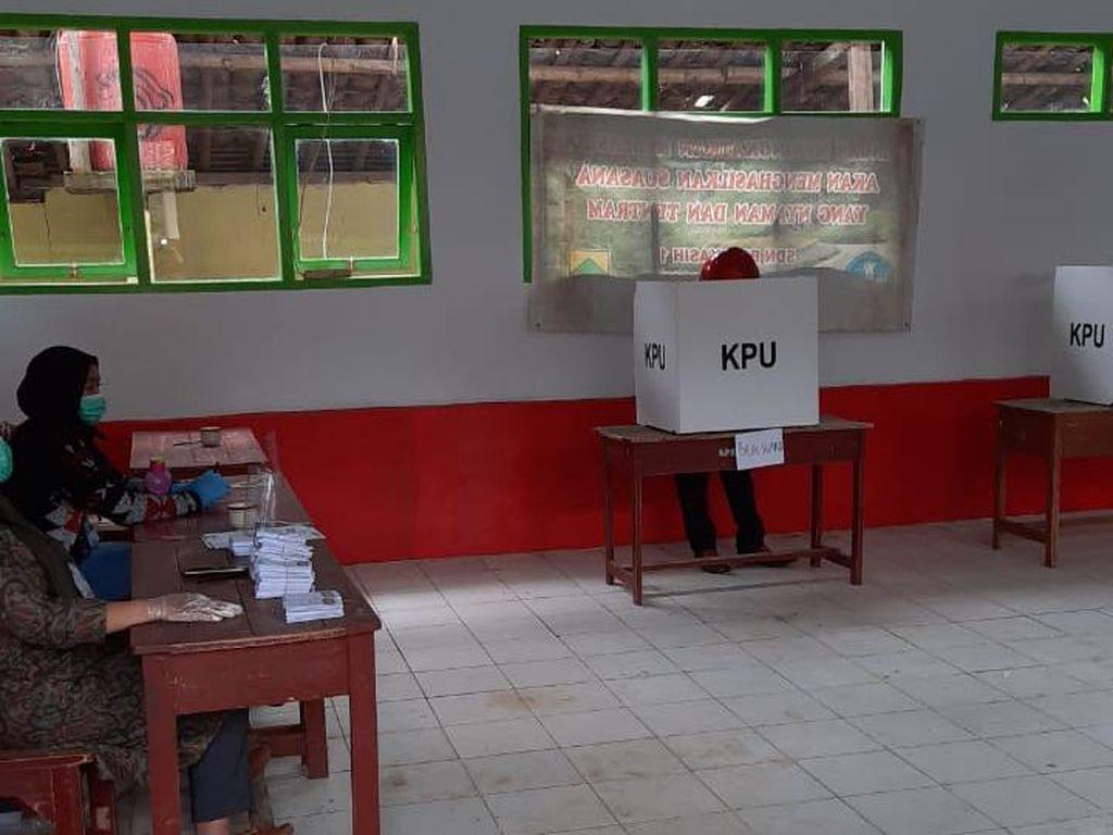 Terjadi Kesalahan Prosedur, Dua TPS di Bunisari Cianjur Gelar PSU