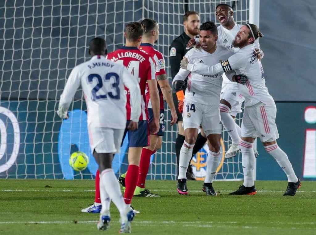 Real Madrid Sudah Bangkit!