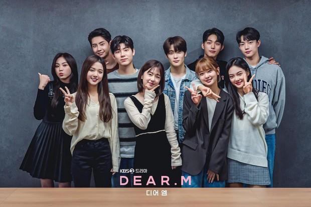 drama Dear.M diperankan Jaehyun NCT