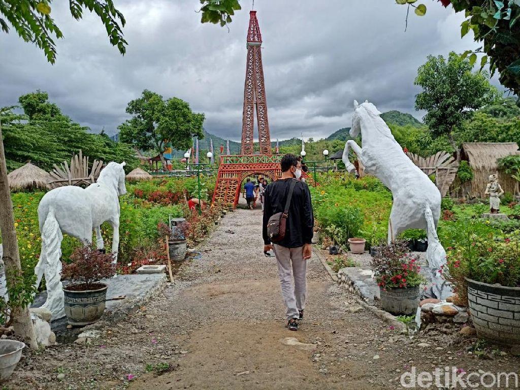 Lagi Cari Wisata di Ponorogo, Cobalah ke Sumorobangun Flowers