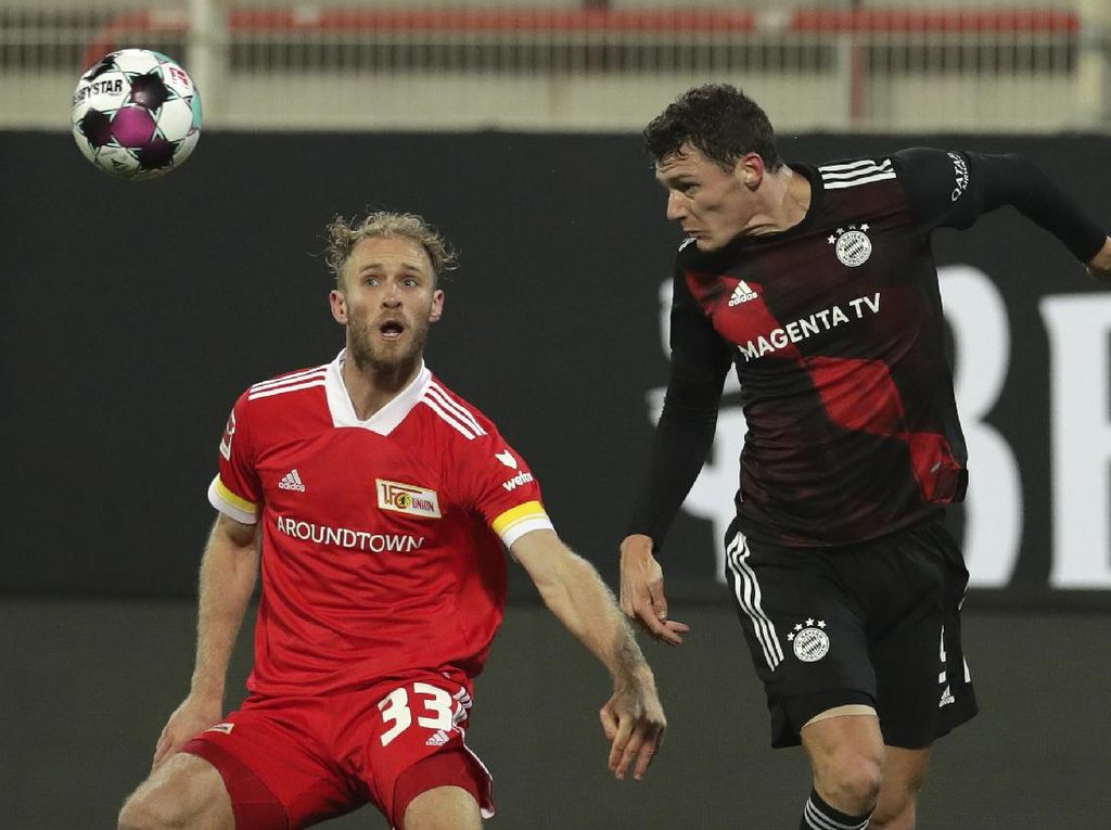 Union Berlin Vs Bayern Munich: Ditahan 1-1, Tren Negatif Die Roten Berlanjut