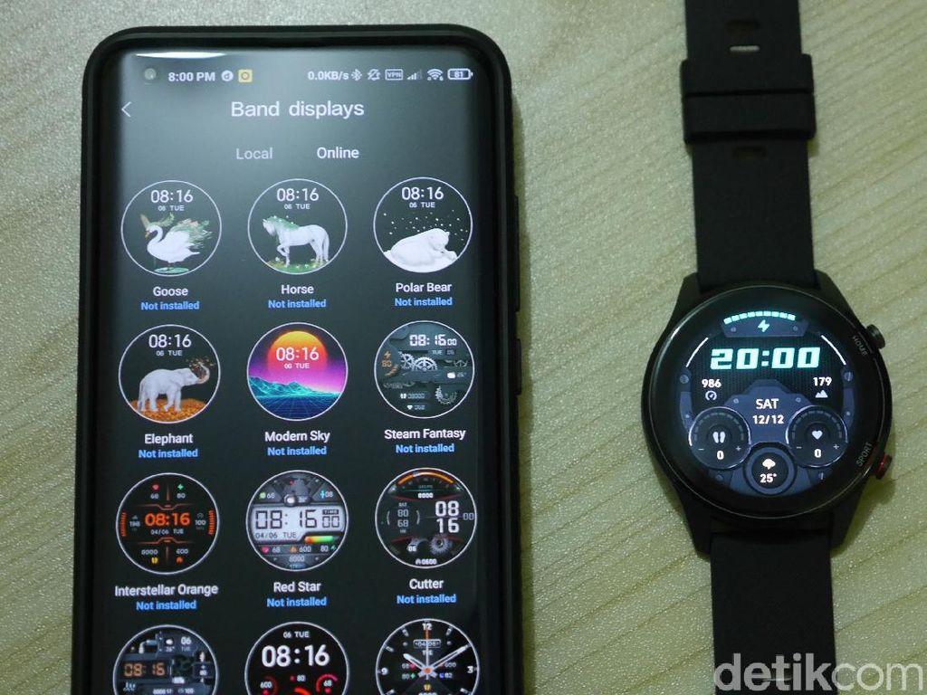 Xiaomi Punya Smartband dan Smartwatch, Pilih yang Mana?