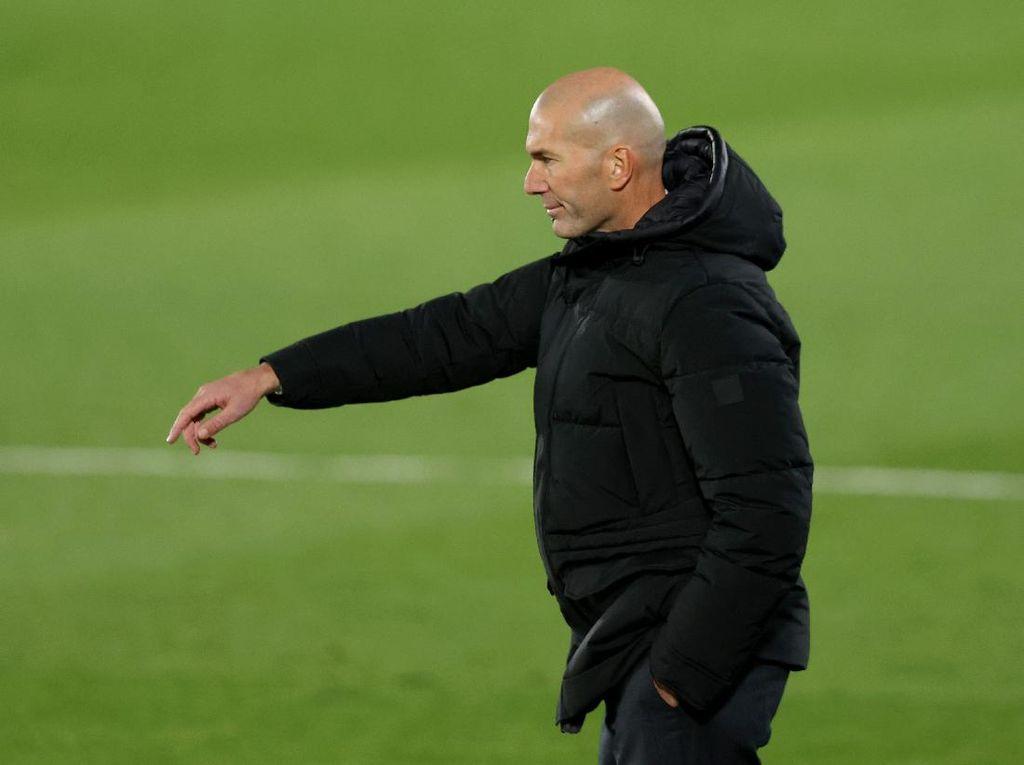 Zinedine Zidane Memang Tokcer di Derby Madrid