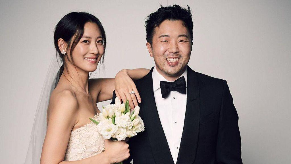 Claudia Kim Kenang Momen Bahagia Pernikahan Lewat Foto