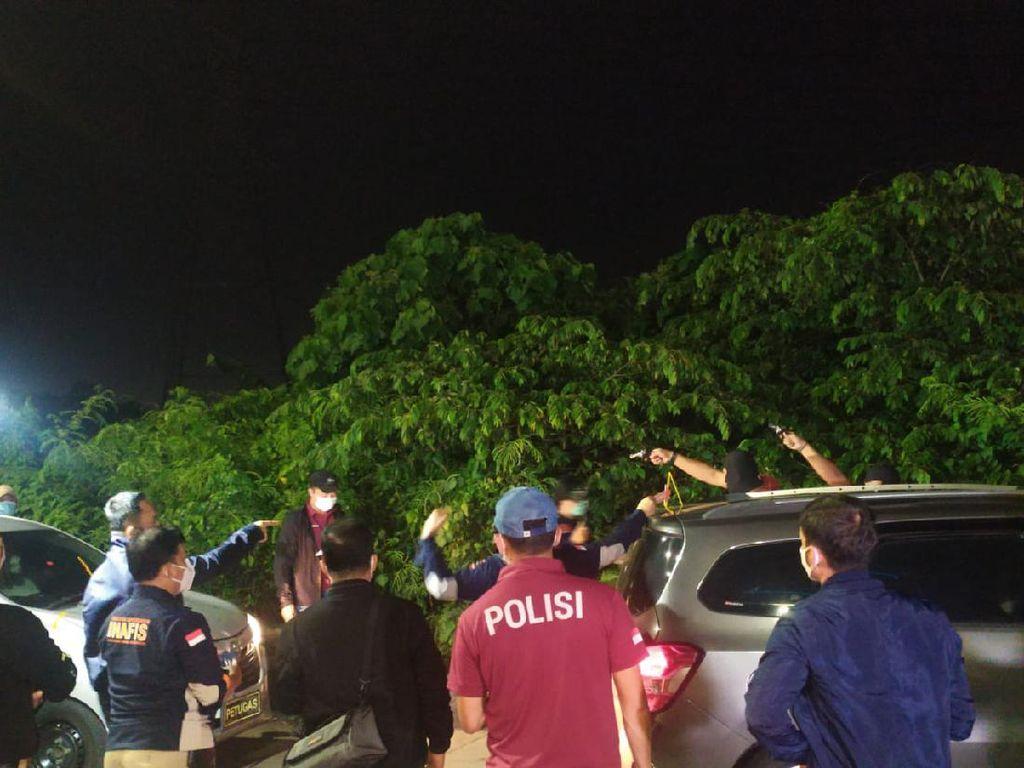 Ada Kontak Tembak Polisi dan Laskar FPI di Rekonstruksi TKP 1