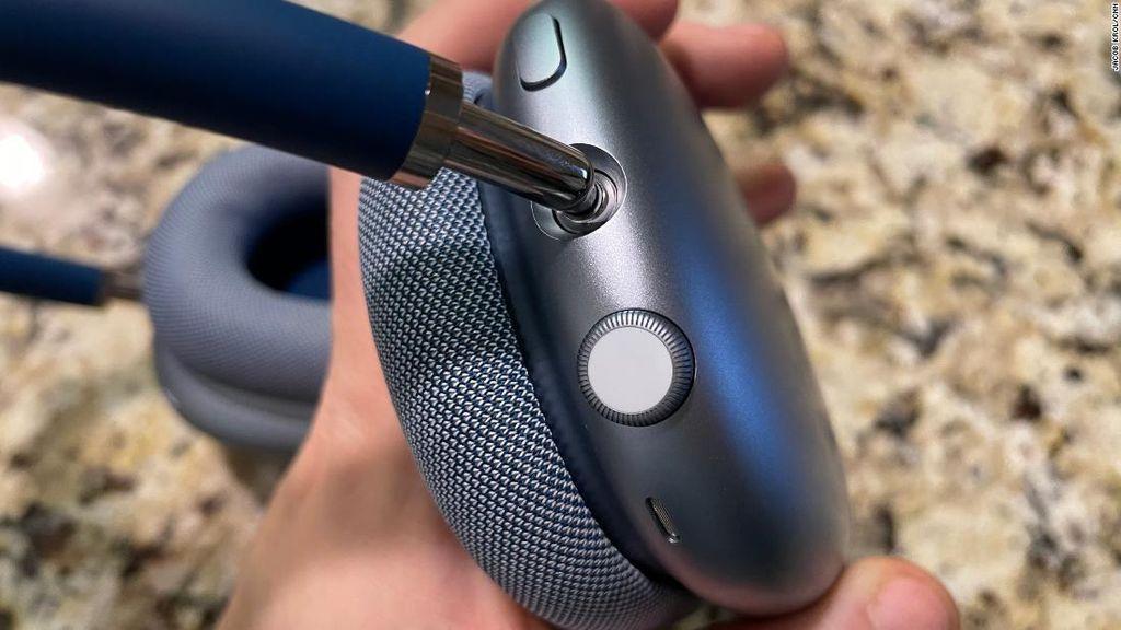 Wujud Airpods Max, Headphone Apple Rp 7 Jutaan