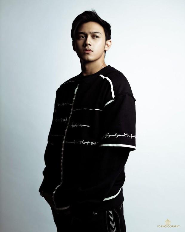 Caisar Hito sebagai aktor sinetron terpopuler.