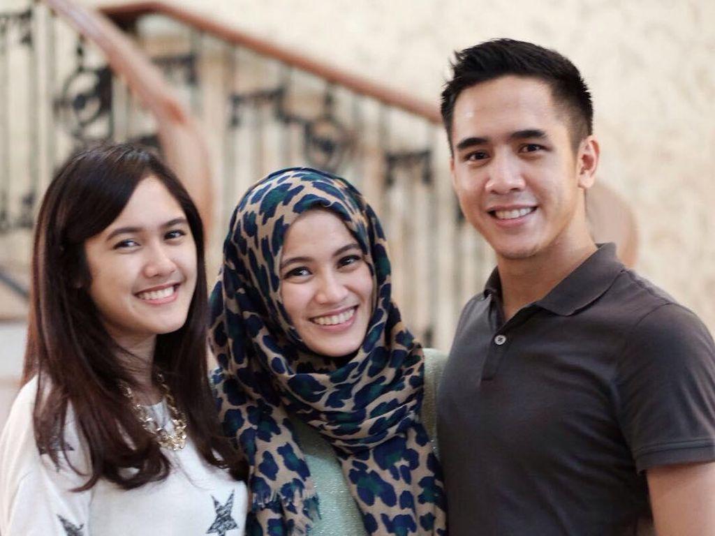 Lika-liku Kakak Alyssa Soebando Pindah Keyakinan