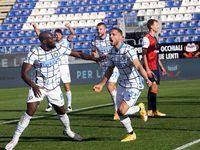 Cagliari Vs Inter: Respons Nerazzurri Puaskan Conte