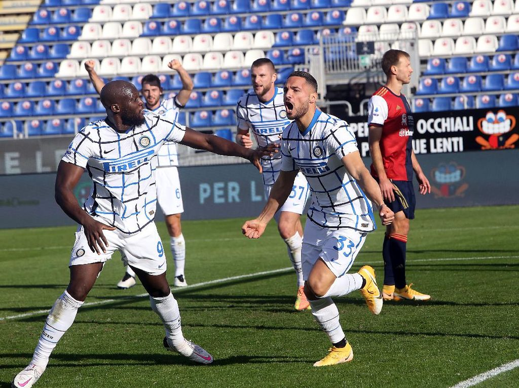 Jadwal Liga Italia Akhir Pekan Ini, Ada Inter Vs Cagliari