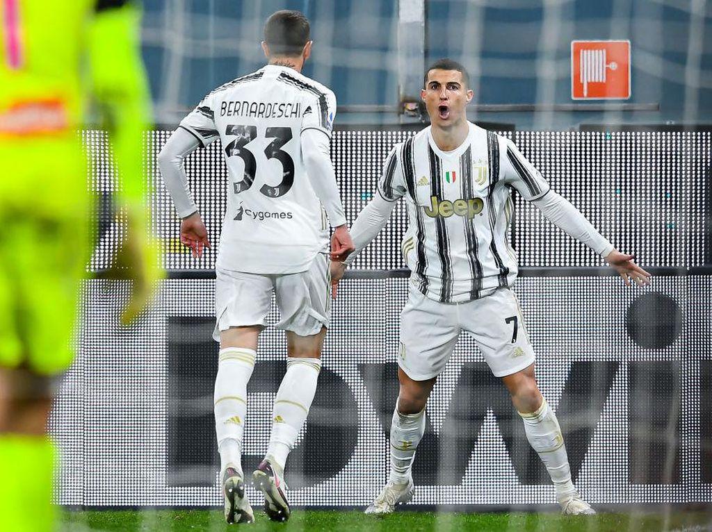 Juventus Nantikan Perlawanan Sengit Porto