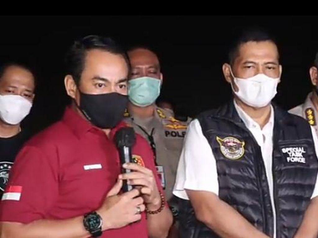 Usai Diperiksa Polisi, Menantu Habib Rizieq dan Dirut RS Ummi Tak Ditahan