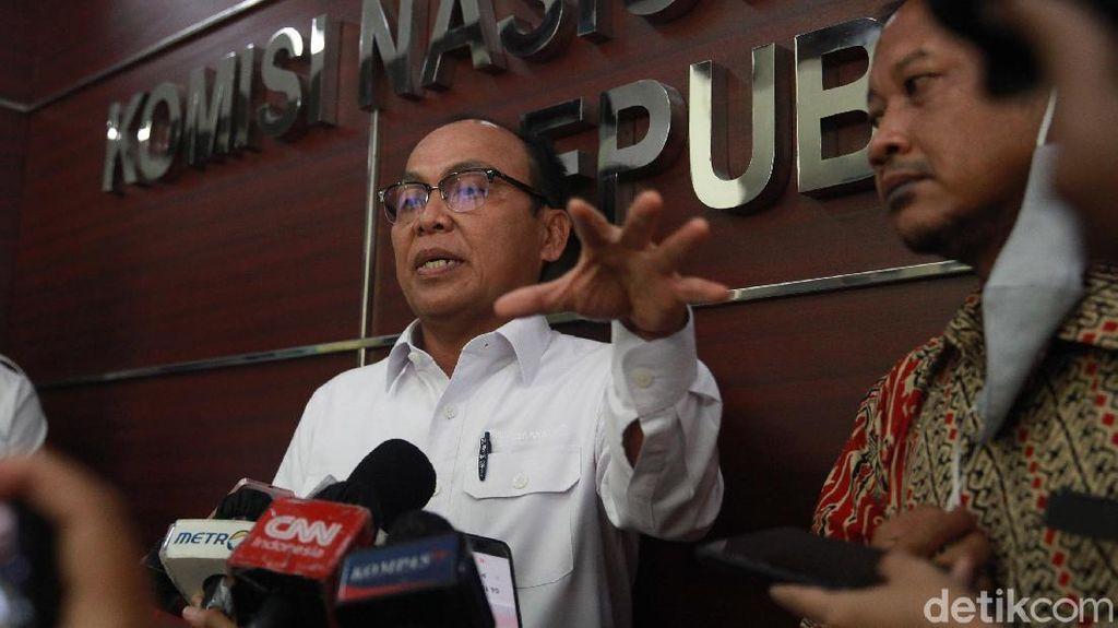 Dirut Jasa Marga Jelaskan Kasus CCTV ke Komnas HAM