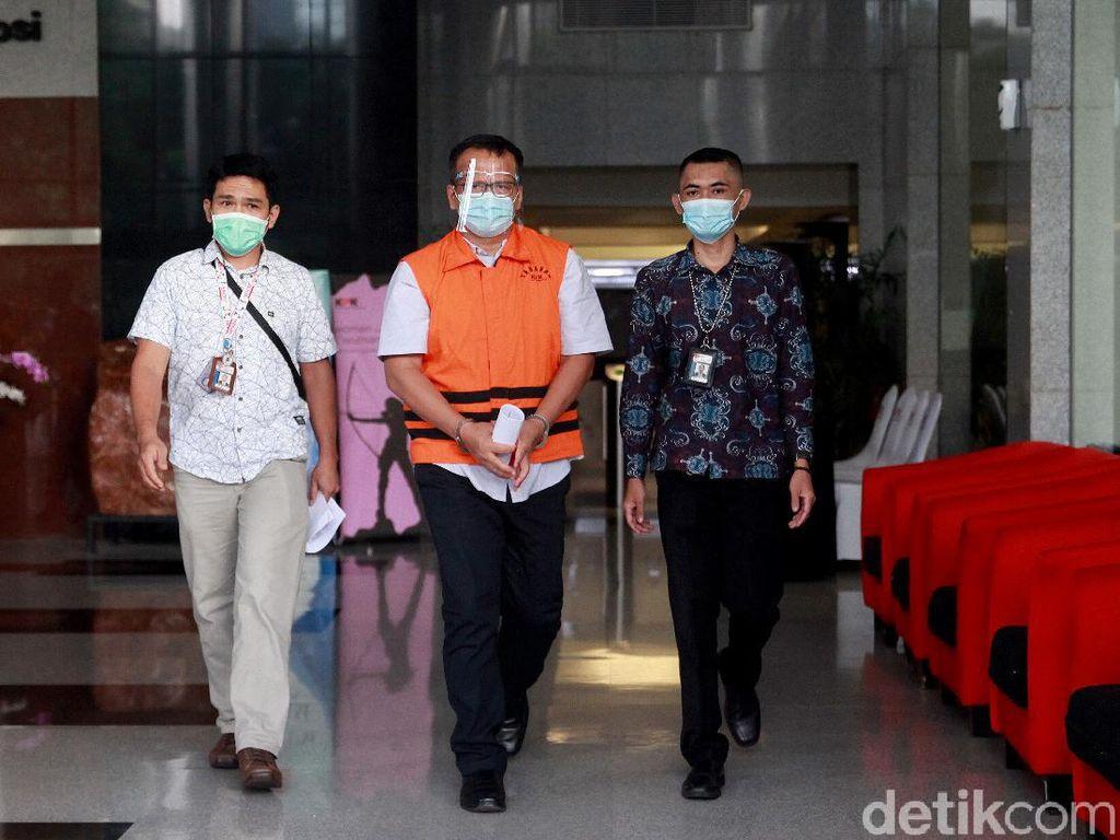 Janji KPK Buktikan soal Sespri Wanita Saat Edhy Prabowo Diadili