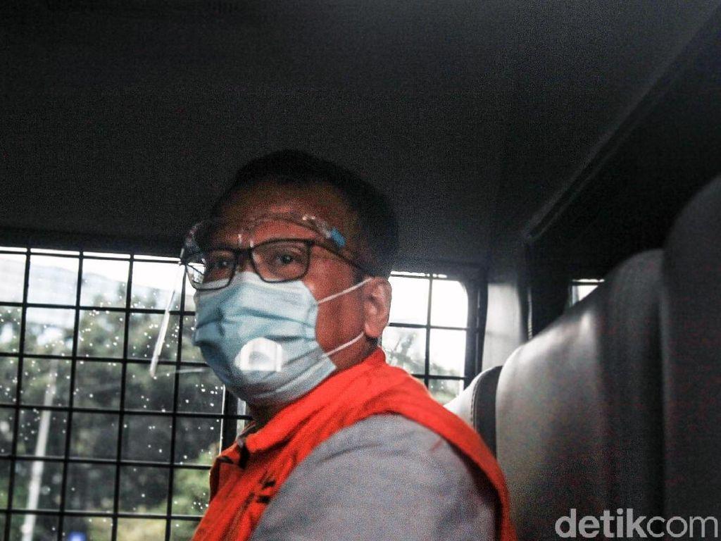Tanda Tanya Tamu Virtual Edhy Prabowo di Rutan KPK