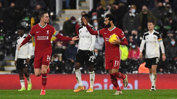 8 Fakta Usai Fulham Vs Liverpool Tuntas Tanpa Pemenang