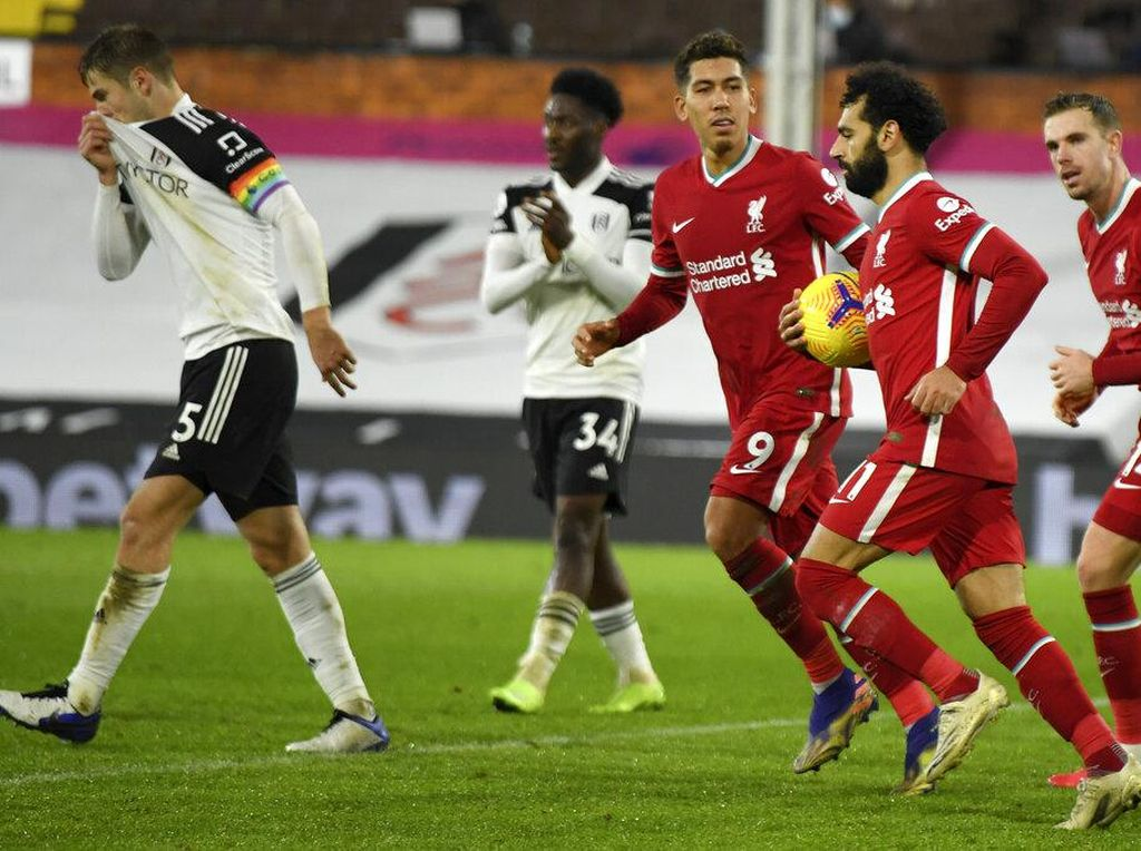 Link Live Streaming Liverpool Vs Fulham