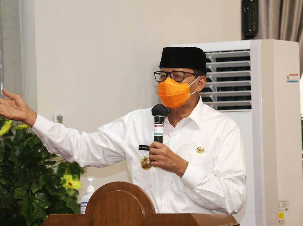 Gubernur Banten Minta Masyarakat Tak Terpengaruh Hoaks Vaksin Corona