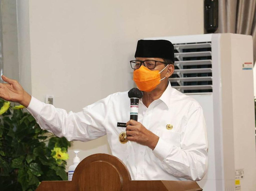 PPKM Tangerang Raya Diperpanjang, Ini Kata Gubernur Banten